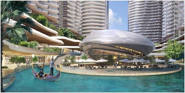 Sunshine Marina Bay sẽ sở hữu hàng loạt những tiện ích bao gồm: sông nội khu, bể bơi vô cực và loạt sky bar đẳng cấp 5 sao.  Không gian nghỉ dưỡng cao cấp giữa lòng Nha Trang image003 8601 1574928590