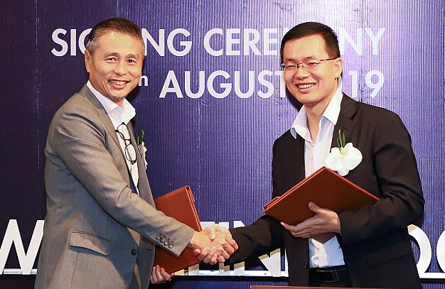 BEST hợp tác với BW xây dựng trung tâm phân loại tự động lớn nhất Việt Nam.