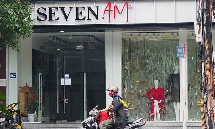 Hai công ty liên quan Seven Am bị phạt 170 triệu đồng