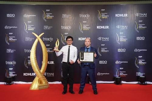 Eco Green Saigon nhận giải về thiết kế cảnh quan - ảnh 1