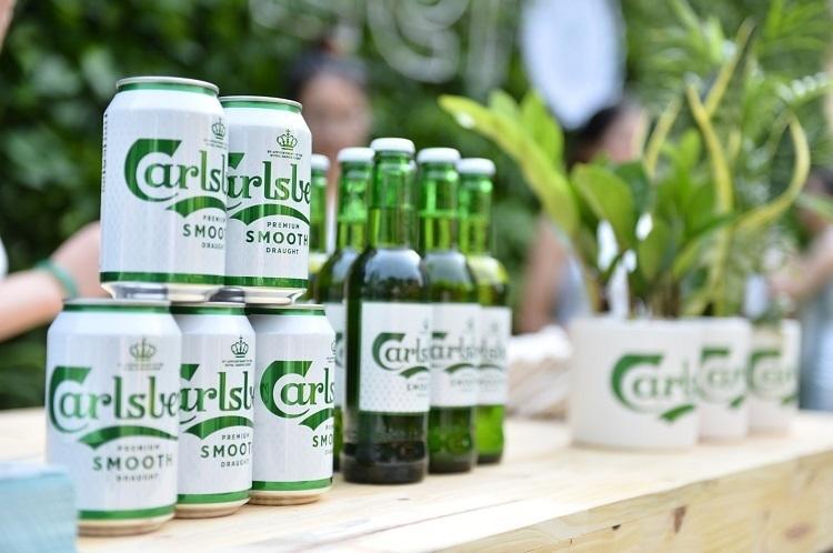 Nắp ZerO2 được ứng dụng trên dòng Carlsberg Premium Smooth Draught là bước tiến tiếp theo của Carlsberg trên hành trình theo đuổi sự hoàn hảo.