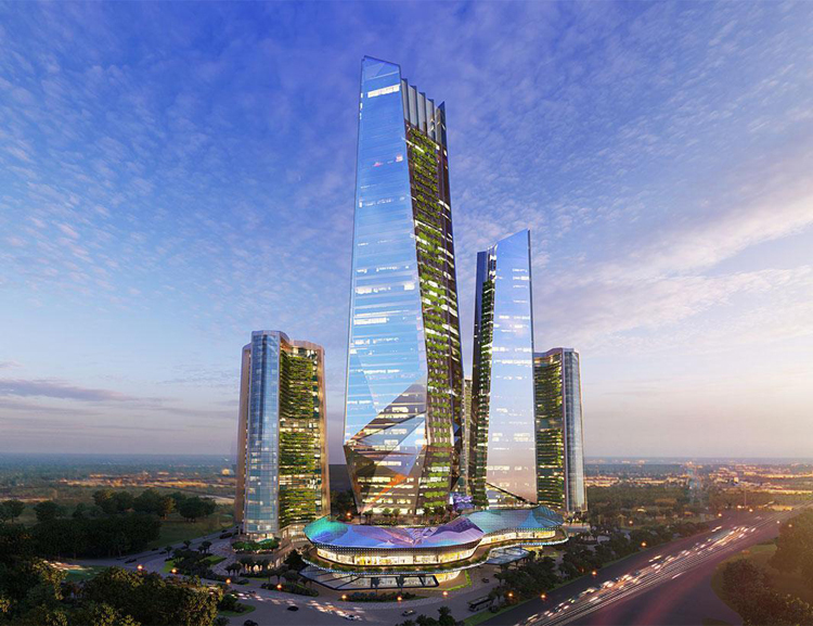 Chuỗi dự án tỷ USD của Sunshine Group - ảnh 11