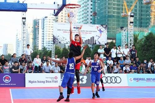 Ngân hàng Bản Việt đồng hành cùng sự phát triển các hoạt động thể dục thể thao trong nước, đặc biệt là hoạt động bóng rổ.