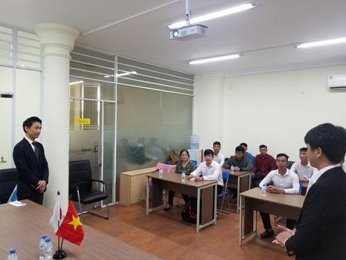 Sekisui House  Sekisui House mở trường đào tạo nghề tại Hà Nội 1 3403 1575449168