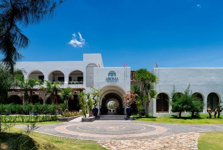 Khu nghỉ dưỡng phong cách Địa Trung Hải tại Phú Yên
