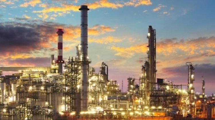 Phối cảnh dự án lọc dầu Long Sơn.