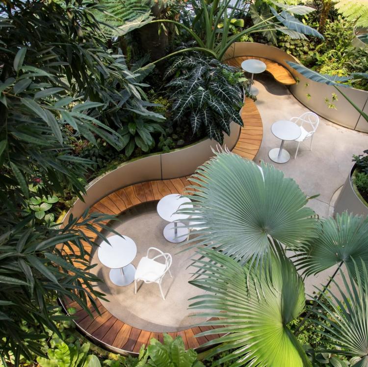 Dự án căn hộ quận 7 ứng dụng kiến trúc phủ kính chạm trần - ảnh 9