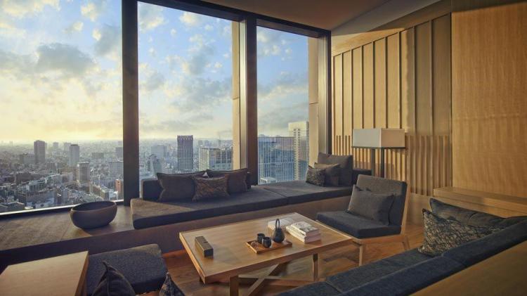 Dự án căn hộ quận 7 ứng dụng kiến trúc phủ kính chạm trần - ảnh 3