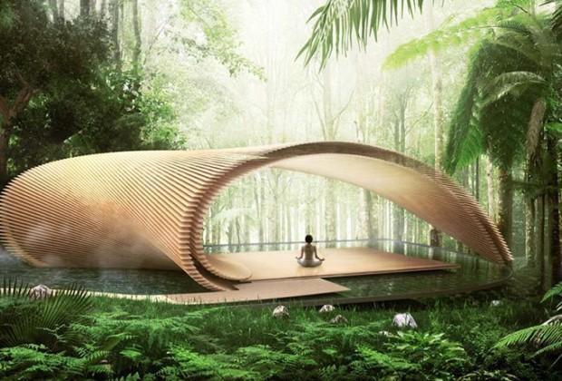 Dự án căn hộ quận 7 ứng dụng kiến trúc phủ kính chạm trần - ảnh 11