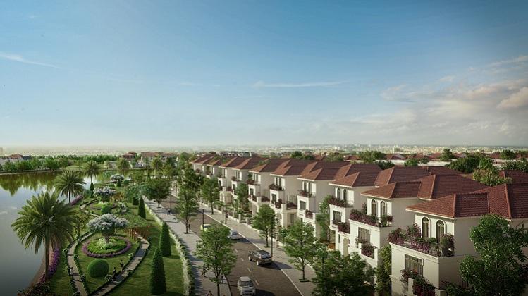 Đô thị Nam Sài Gòn tăng tốc phát triển - ảnh 2