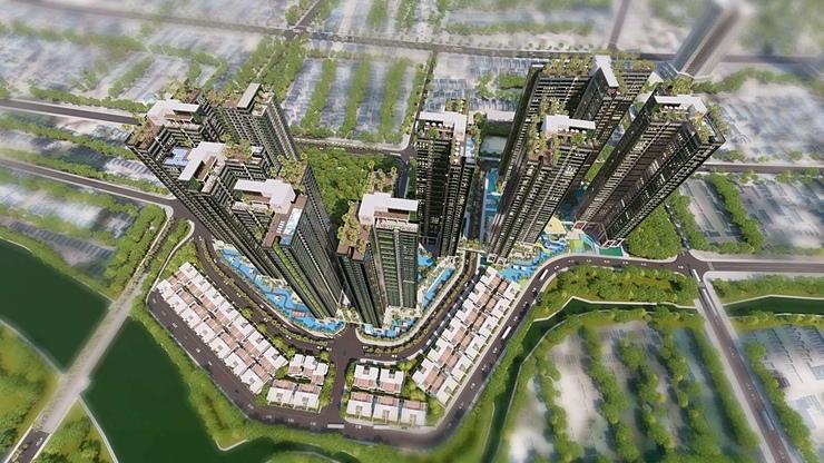 Dự án căn hộ quận 7 ứng dụng kiến trúc phủ kính chạm trần - ảnh 5