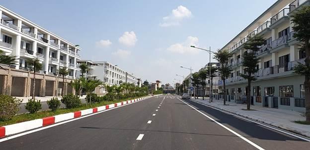 Lợi thế kinh doanh nhà phố HUD Sơn Tây - ảnh 1