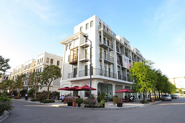Không gian sống tại The Manor Central Park.  Sức hút của sản phẩm thấp tầng thị trường Hà Nội pic 2 1575520699 3683 1575520753