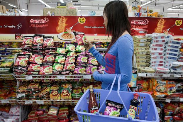 Quy mô của Masan đã tăng gần gấp đôi sau khi sáp nhập VinCommerce.
