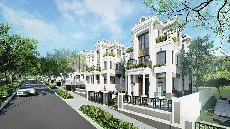Phối cảnh Vị trí dự án ngay mặt tiền đường Tuyến Tránh.  Bất động sản Phú Quốc hưởng lợi từ công trình hạ tầng mới hinh 2 1575689655 5173 1575689822