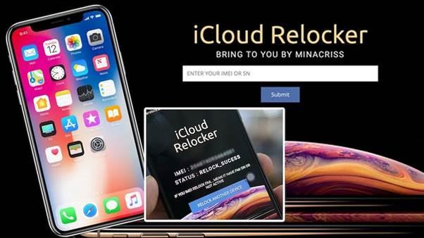 iCloud Relocker đã khóa hàng nghìnchiếc iPhone để đòi tiền chuộc.