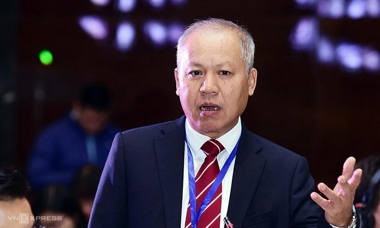 Ông Võ Huy Cường - Cục phó Cục Hàng không Việt Nam. Ảnh: Giang Huy