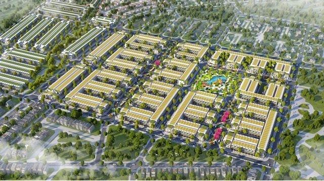 Phối cảnh KVG The Capella Garden nhìn từ trên cao.  KVG The Capella Garden – mô hình đô thị khép kín tại Nha Trang 1 thay 7807 1576149328