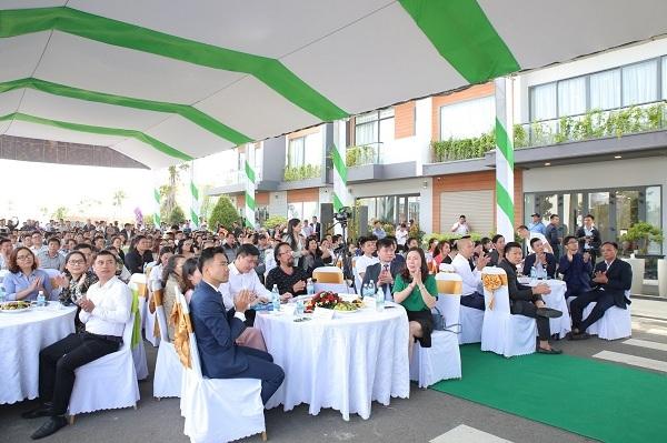 Sự kiện giới thiệu nhà mẫu dự án KVG The Capella Garden hôm 10/12.  KVG The Capella Garden – mô hình đô thị khép kín tại Nha Trang 2 2 3842 1576149328