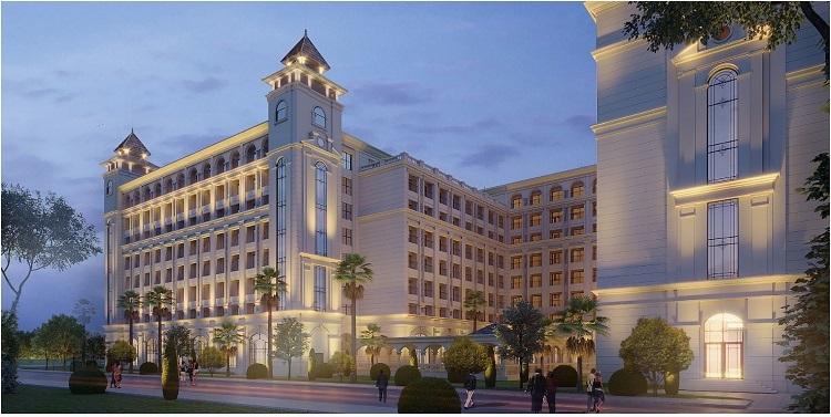 Các căn condotel có thiết kế tận dụng được ánh sáng và gió biển, mang đến không gian xanh, trẻ trung và hiện đại.  - Anh-2-1-1973-1576149191 - New Vision ra mắt 921 căn hộ khách sạn nghỉ dưỡng tại Phú Quốc