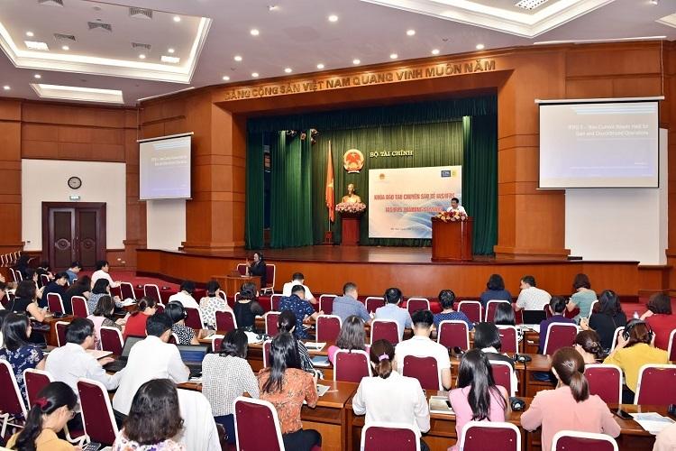CPA Australia nâng cao năng lực cho kế toán viên Việt Nam - ảnh 2