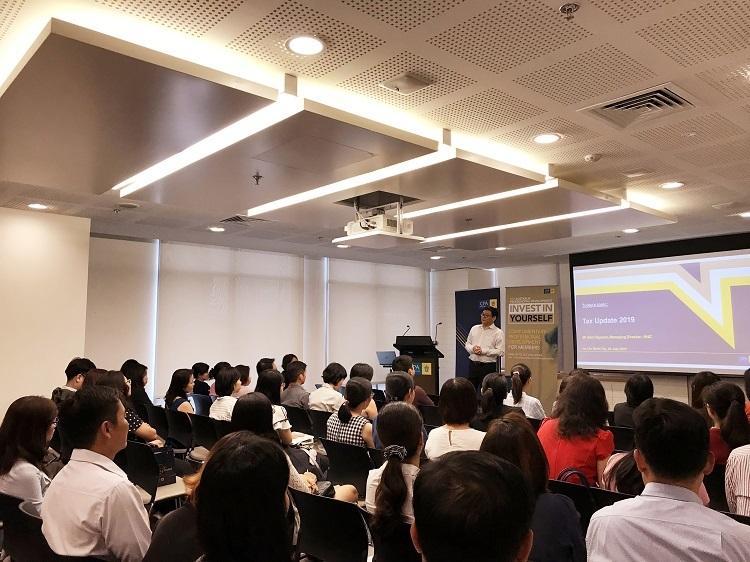 CPA Australia nâng cao năng lực cho kế toán viên Việt Nam - ảnh 1