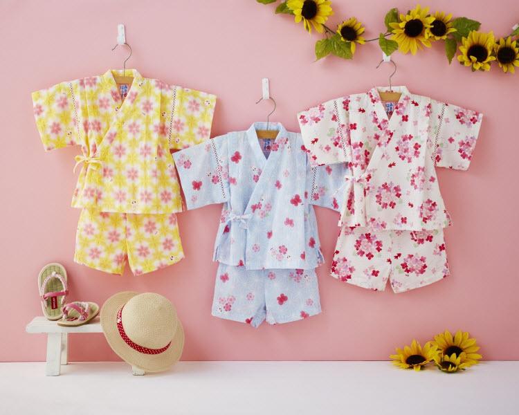 Các thiết kế cho trẻ em được tạo nên bởi những người thợ lành nghề Nhật Bản.