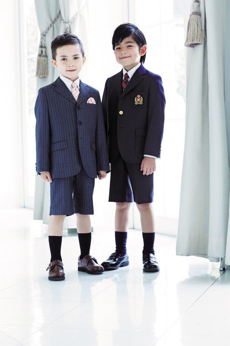 Miki House đem đến nhiều lựa chọn phong cách thời trang cho trẻ em.