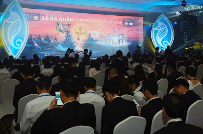 Lễ ra quân mở bán một dự án tại Bà Rịa - Vũng Tàu.  Cơ hội phát triển bất động sản nghỉ dưỡng tại Bà Rịa – Vũng Tàu 79592854 2637895436326527 6258 5343 3025 1576229218