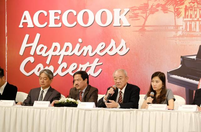 Acecook mang 'Happiness Concert 2020' đến phố cổ Hội An