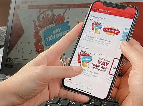 Ngân hàng CIMB cho vay tiêu dùng trên ứng dụng di động - ảnh 1
