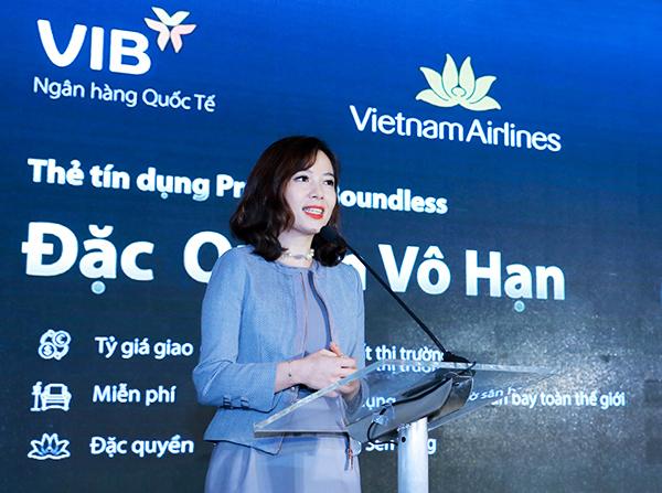Thẻ tín dụng có ưu đãi kỷ lục ra mắt tại Việt Nam - ảnh 2