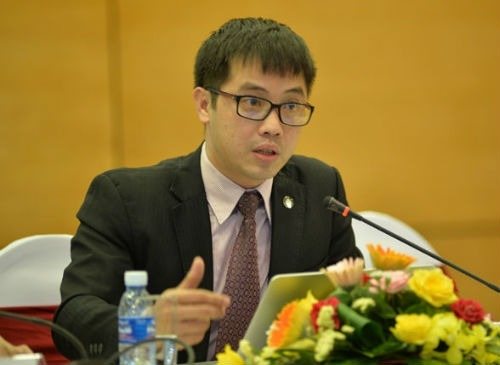 Ông Đậu Anh Tuấn - Trưởng ban Pháp chế VCCI. Ảnh: HT