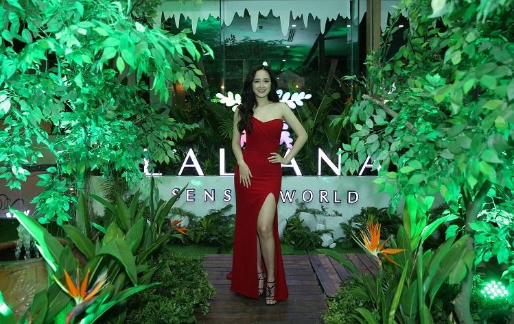 Hoa hậu Mai Phương Thúy là đại diện hình ảnh của L'Alyana Senses World.