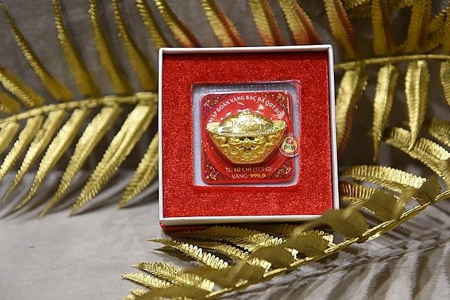 Sản phẩm âu vàng Phúc Long được DOJI kỳ vọng sẽ trở thành tâm điểm của thị trường vàng 2020.