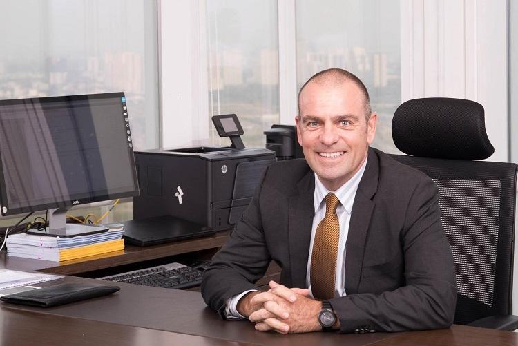 Ông Larry Madge, Tổng giám đốc Sun Life Việt Nam.