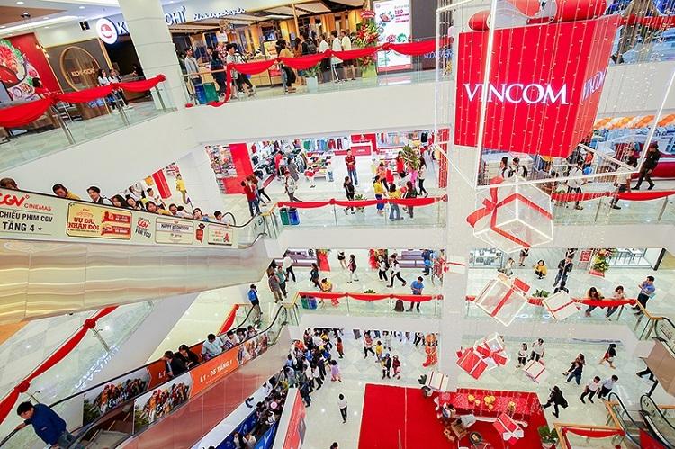Không gian mua sắm hiện đại tại Vincom tỉnh nào