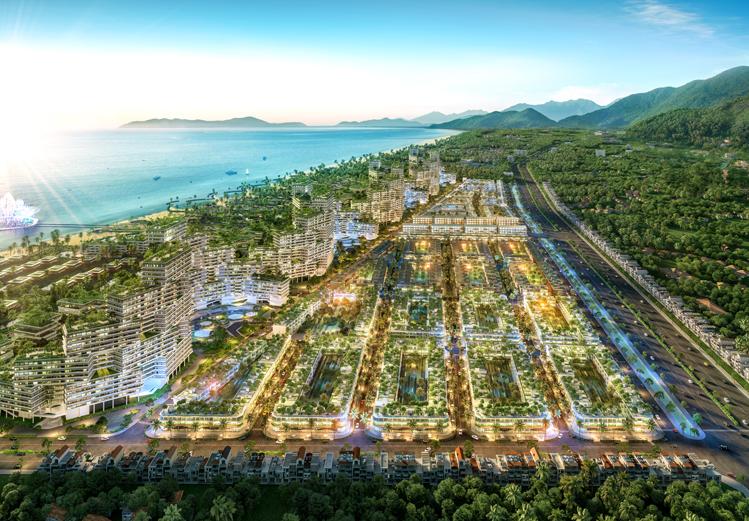 Tổ hợp Thanh Long Bay tọa lạc mặt tiền tuyến đường biển quốc gia.  Bình Thuận kết nối cao tốc Phan Thiết – Dầu Giây về hướng biển 2 1129 1577705525