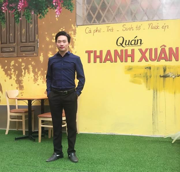 Ông Trần Ngọc Mạnh - CEO hệ thống tìm kiếm cơ sở lưu trú ManMo