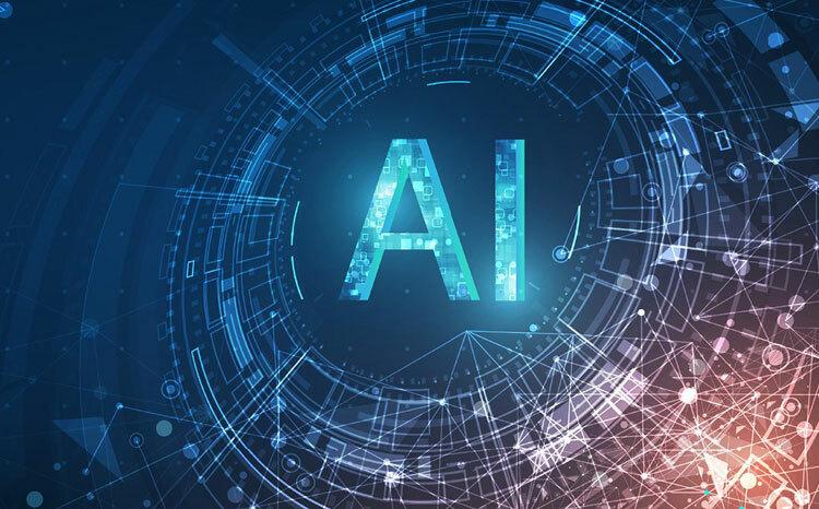 Mô phỏng trí tuệ nhân tạo AI. Ảnh: Savills