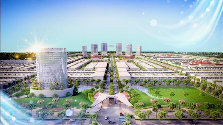 Stella Mega City được đầu tư và quy hoạch bài bản kiến tạo không gian sống hàng đầu ĐBSCL hiện nay.