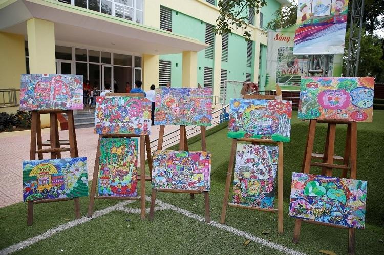 Toyota Việt Nam phát động cuộc thi vẽ cho trẻ em - 2