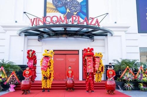 Vincom Plaze nằm trong Vincom Shophouse Cẩm Phả.