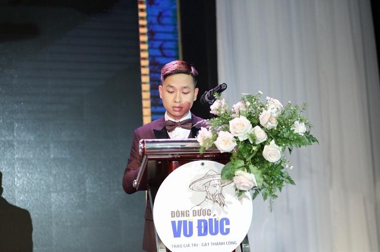 Tân Tổng giám đốc Hồ Quang Đạt.