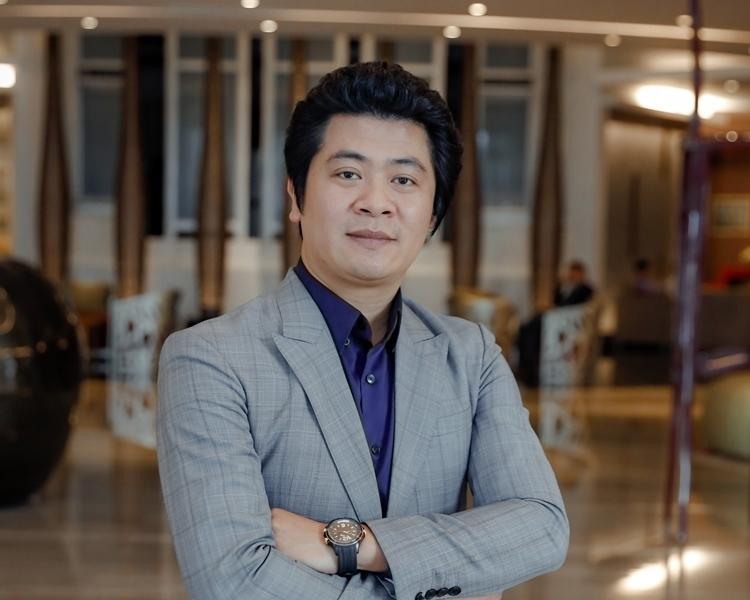 Ông Nguyễn Tiệp – CEO của mạng xã hội du lịchAstra.