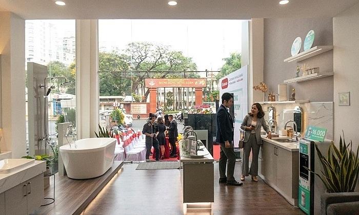 Mitsubishi Chemical Cleansui khai trương showroom cao cấp