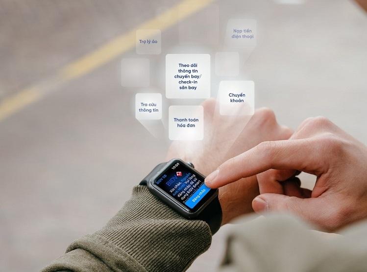 Mobile Banking trên các thiết bị thông minh - ảnh 1