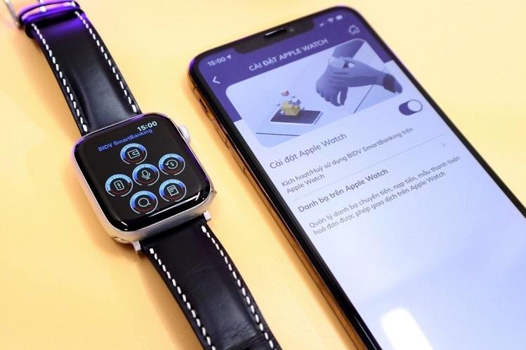 Mobile Banking trên các thiết bị thông minh - ảnh 3