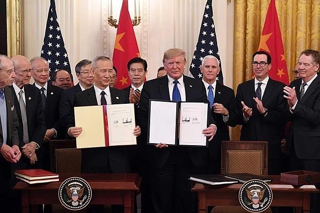 Thỏa thuận thương mại chưa thoả mãn doanh nghiệp Mỹ