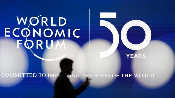 Đây là lần thứ 50 Diễn đàn Kinh tế Thế giới (WEF) tại Davos được tổ chức. Ảnh: AP